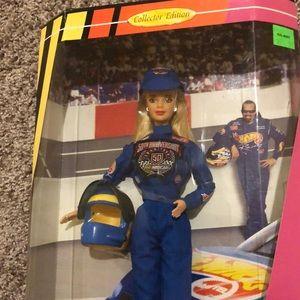 COPY - 1998 50th Anniversary NASCAR Barbie